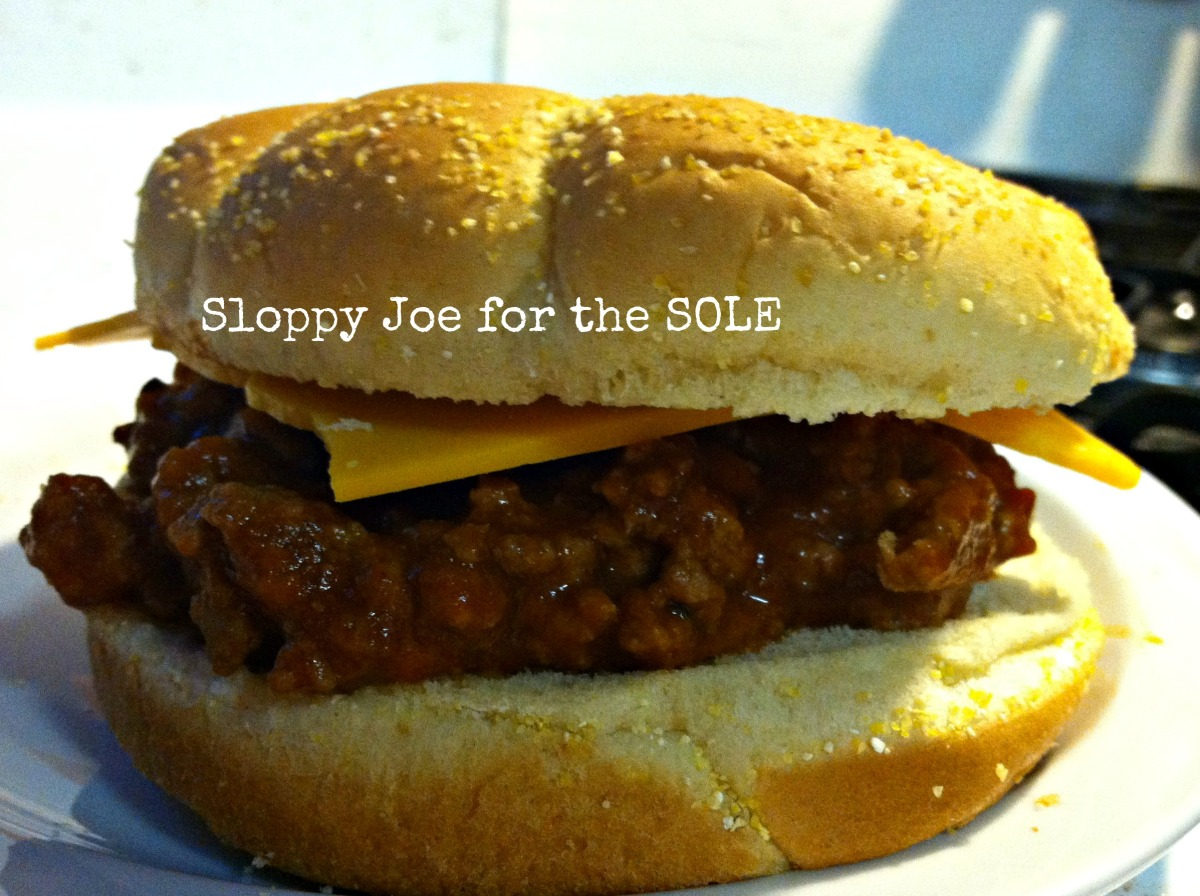 SOLE Sloppy Joes