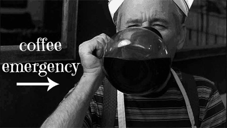 coffeeemergency