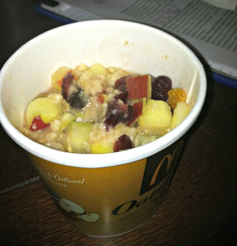 Fruit.MapleOatmeal.McDonalds