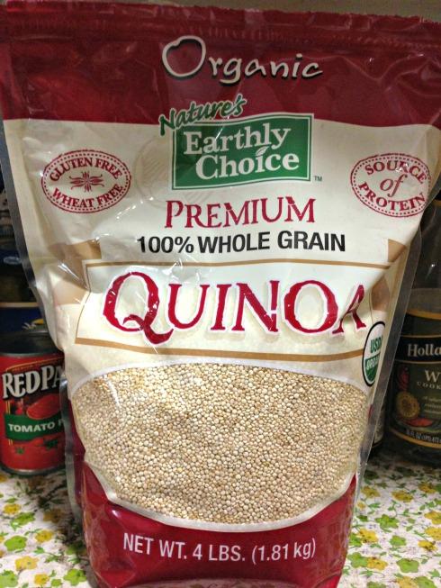 Cheddar Quinoa Cakes