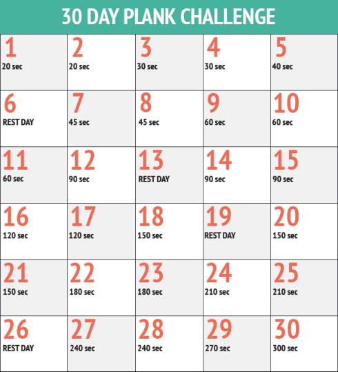 30dayplankchallenge