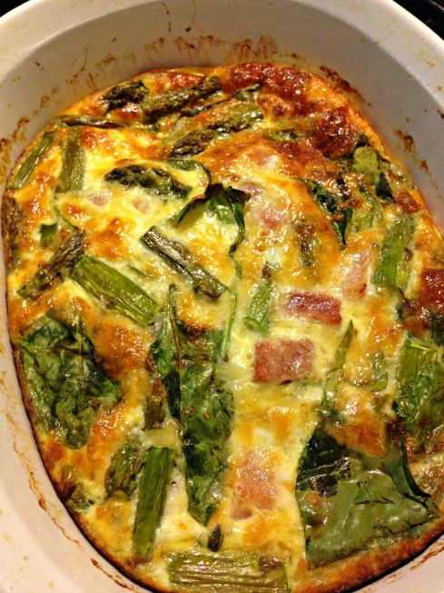Ham-Asparagus-Spinach-Frittata-Easter-Leftovers