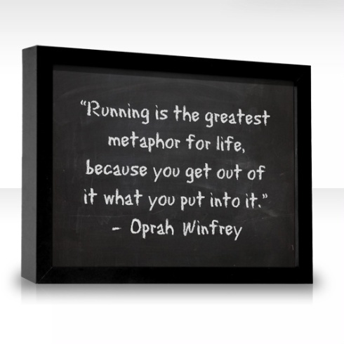 Oprah-Running-Metaphor