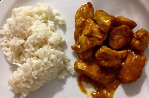 Mango-Curry-Chicken-Coconut-Rice