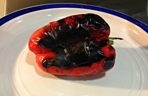 Roasted-Pepper-Tutorial-Steamed